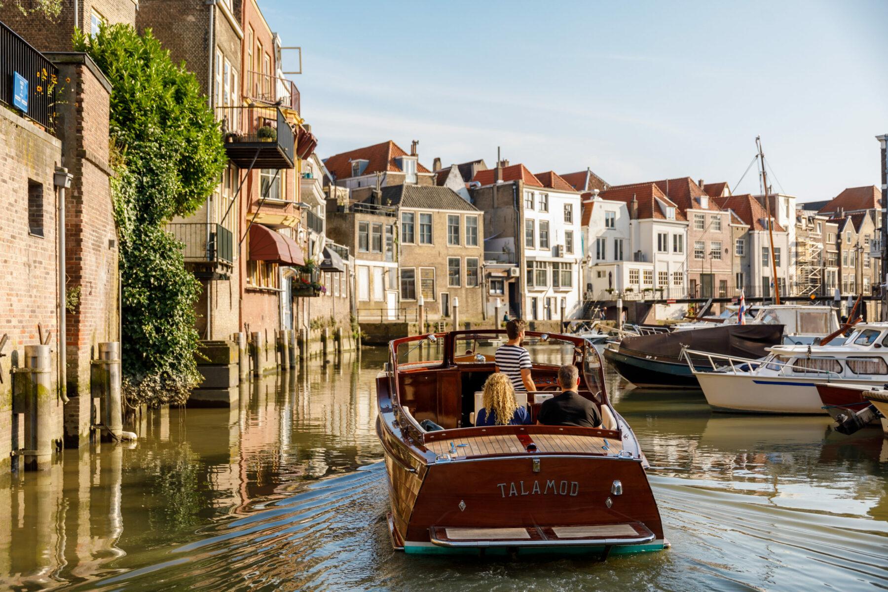 Rondvaarten Dordrecht