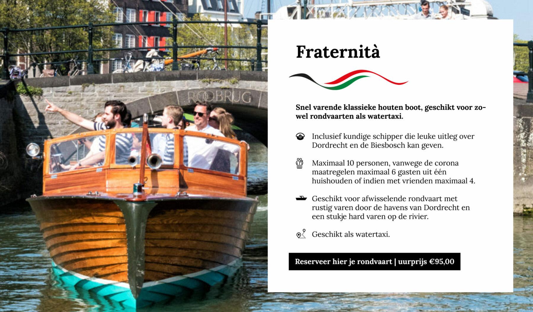 Franternità Rondvaart
