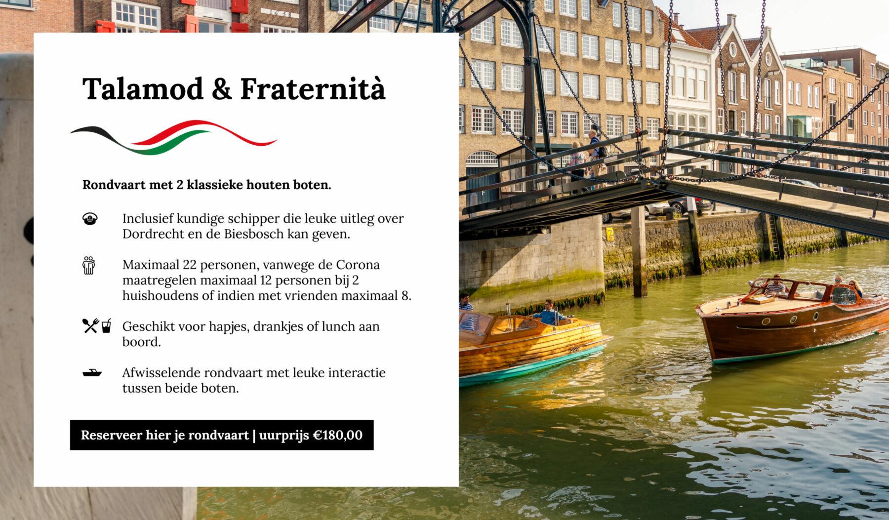 Talamod & Fraternità Rondvaart